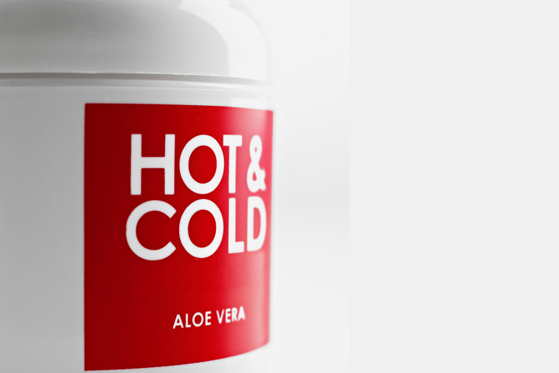 Hot & Cold Aloe Vera Liniment